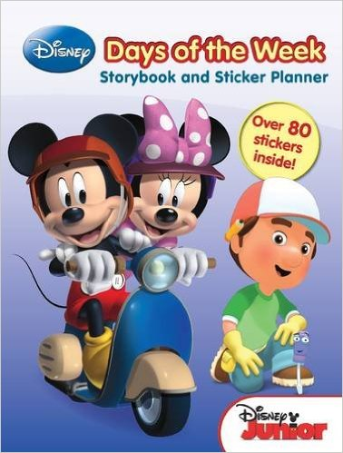 Disney Junior Wall Planner - Paperback