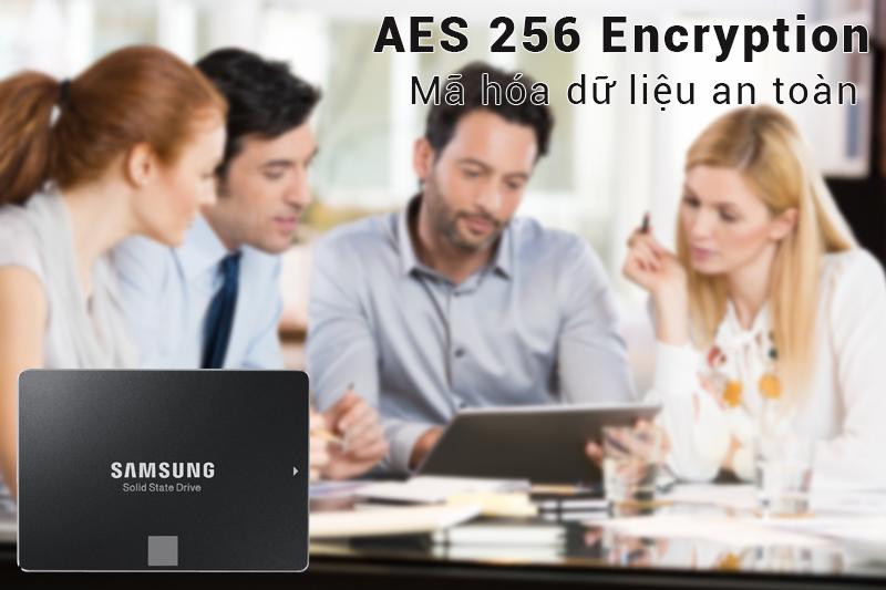 Ổ Cứng SSD Samsung 850 EVO - 500GB