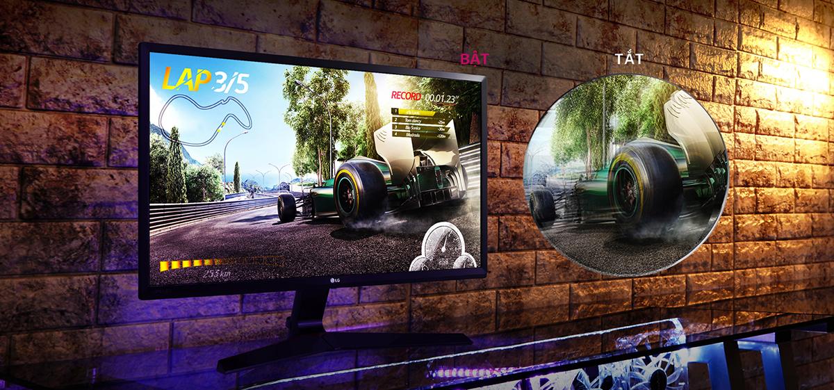 Màn Hình Máy Tính Gaming LG 27MP59G-P 27 Inch FULL HD - Hàng Chính Hãng