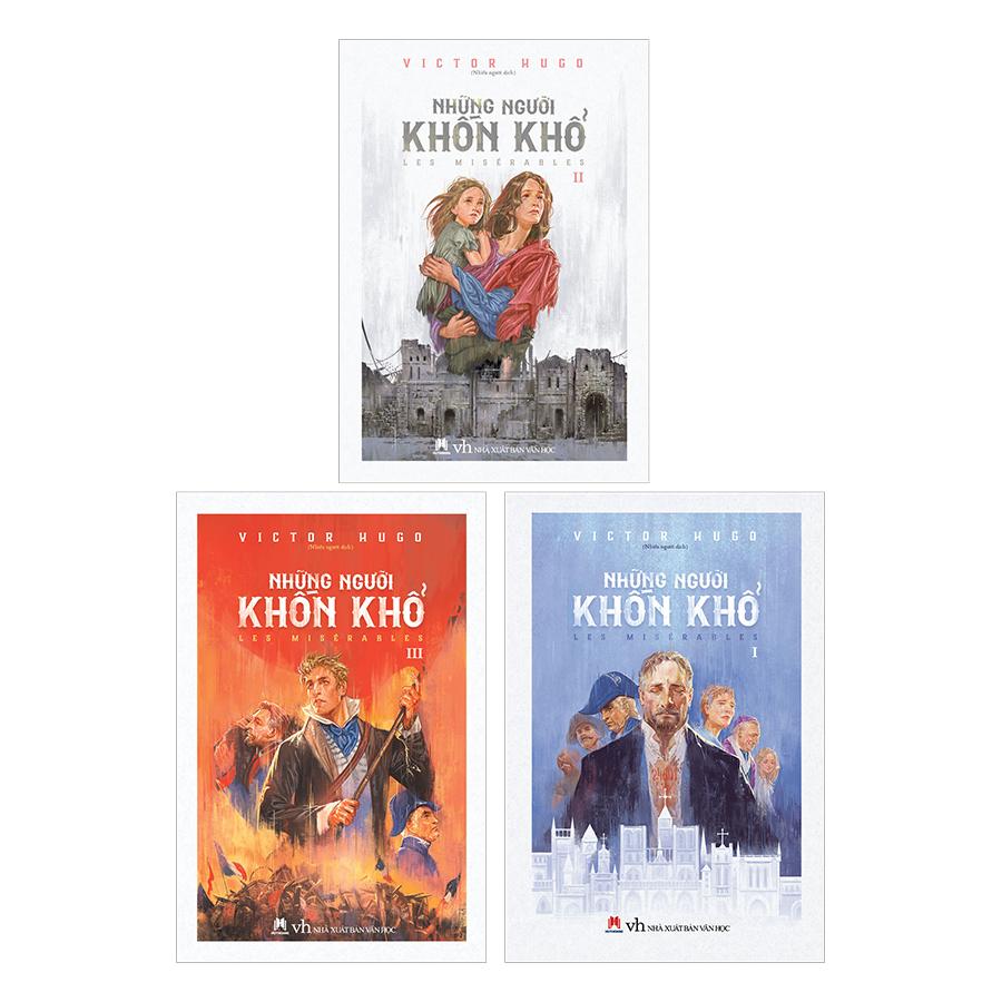 Trọn Bộ: Những Người Khốn Khổ (3 cuốn)