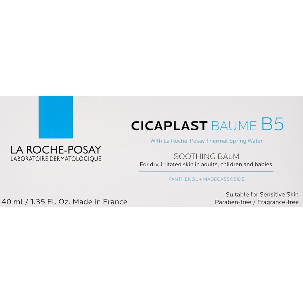 Kem Dưỡng Làm Dịu Mát, Phục Hồi Da La Roche-Posay Cicaplast Baume B5 (40ml) - M3232900