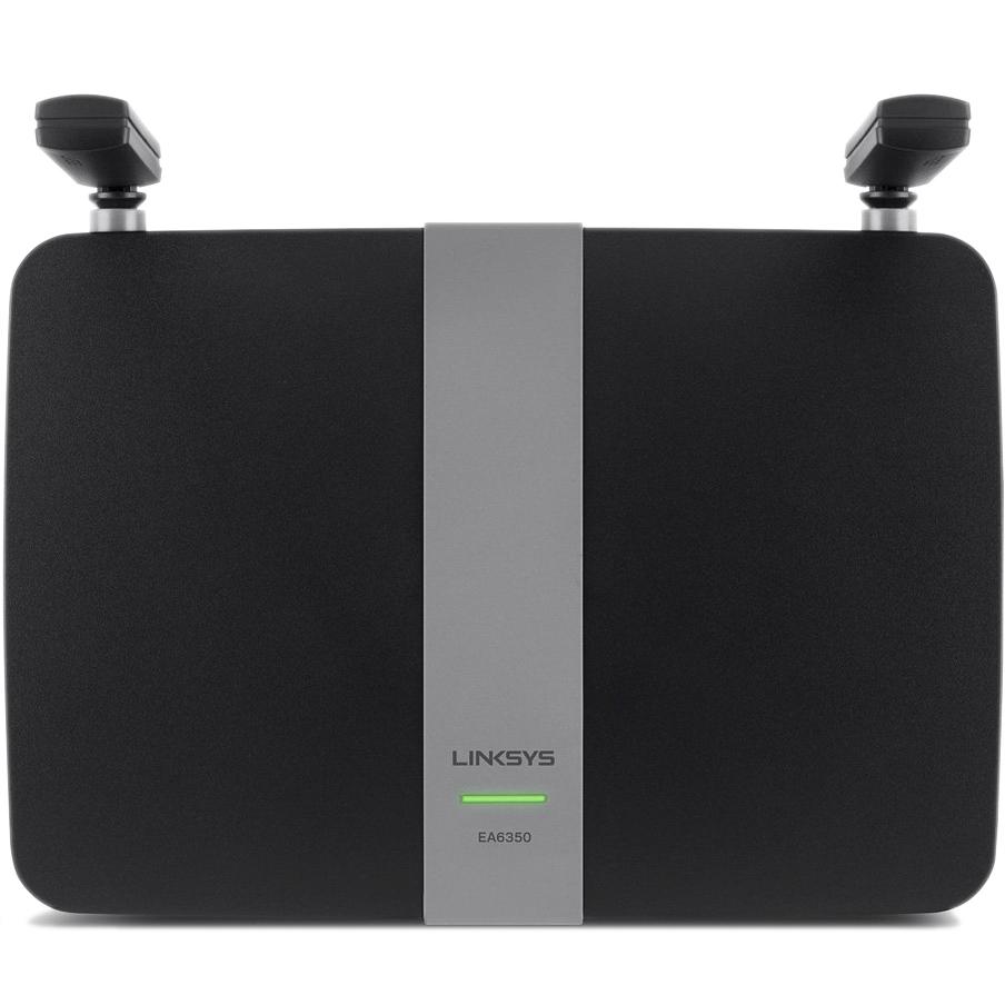 Linksys EA6350 - Router Wifi Chuẩn AC 1167Mbps - Hàng Chính Hãng