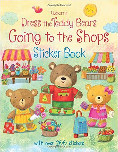 Usborne Going to the Shops