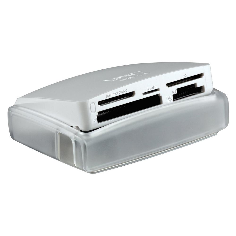 Đầu Đọc Thẻ Nhớ Lexar Multi 25.1 All In One - USB 3.0 - Hàng Chính Hãng