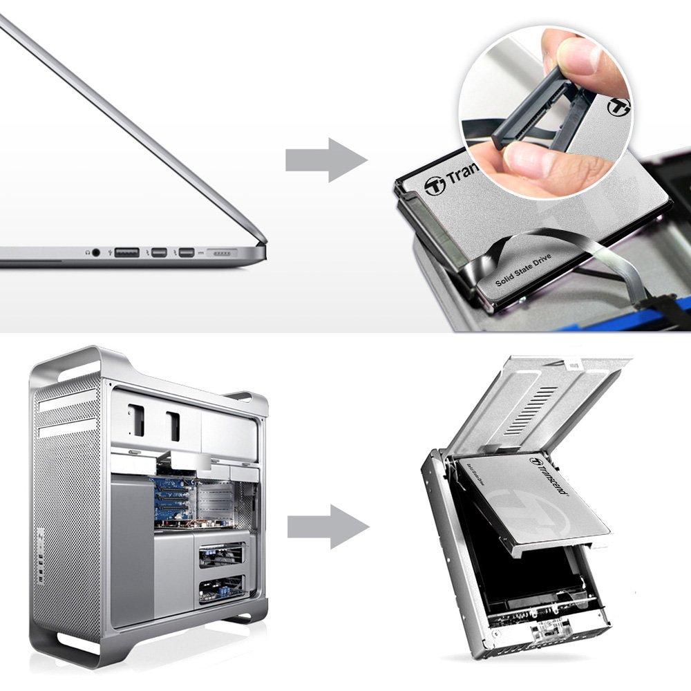 Ổ Cứng SSD Transcend 220S 120GB - TS120GSSD220S