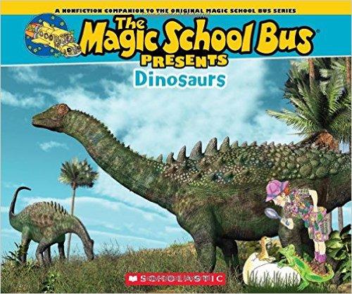 The Magic School Bus Presents: Dinosaurs - Chuyến Xe Khoa Học Kỳ Thú