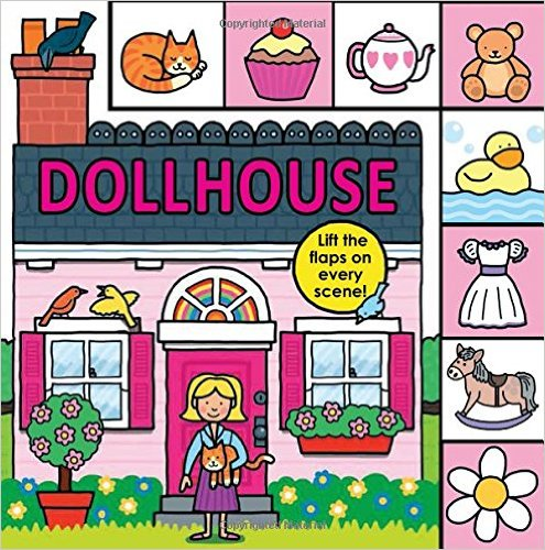 Lift-the-Flap Tab: Dollhouse - 9780312516574,62_237870,207000,tiki.vn,Lift-the-Flap-Tab-Dollhouse-62_237870,Lift-the-Flap Tab: Dollhouse