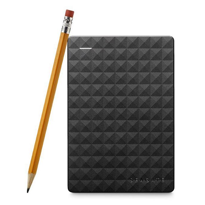 Ổ Cứng Di Động Seagate Expansion Portable 2TB USB 3.0 - Hàng Chính Hãng