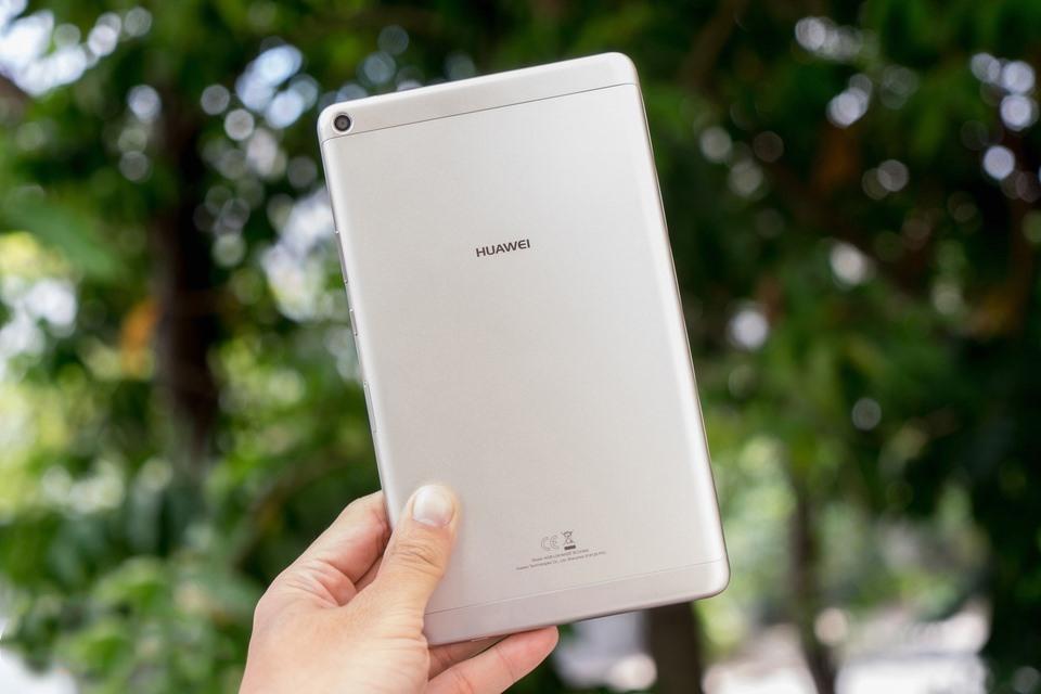 Máy Tính Bảng Huawei MediaPad T3 8.0 (Vàng) - Hàng Chính Hãng