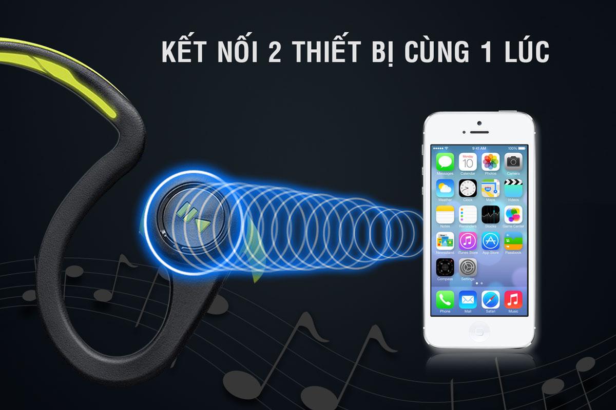 Tai Nghe Bluetooth Plantronics Backbeat Fit