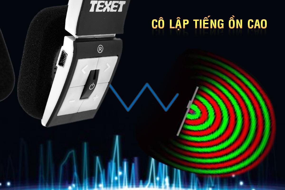 Tai Nghe Bluetooth Texet BH-02