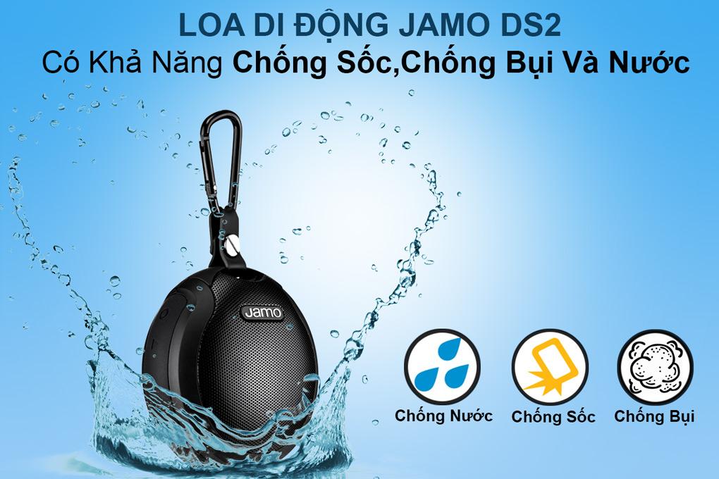 Loa Di Động Jamo DS2 3.5W