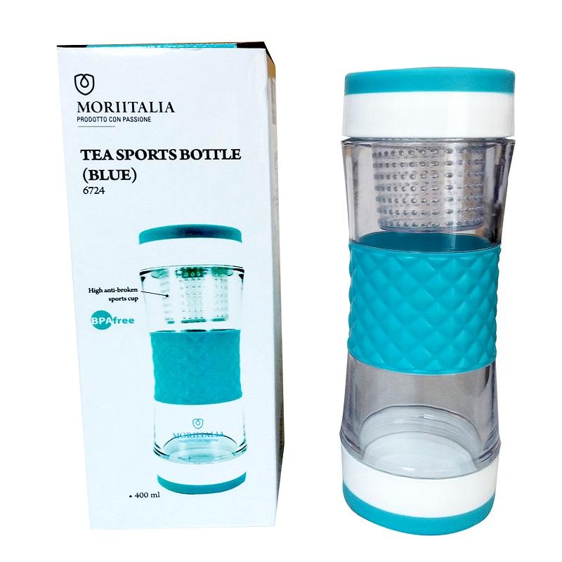 Bình Thể Thao Và Uống Trà Moriitalia 6724 (400ml)