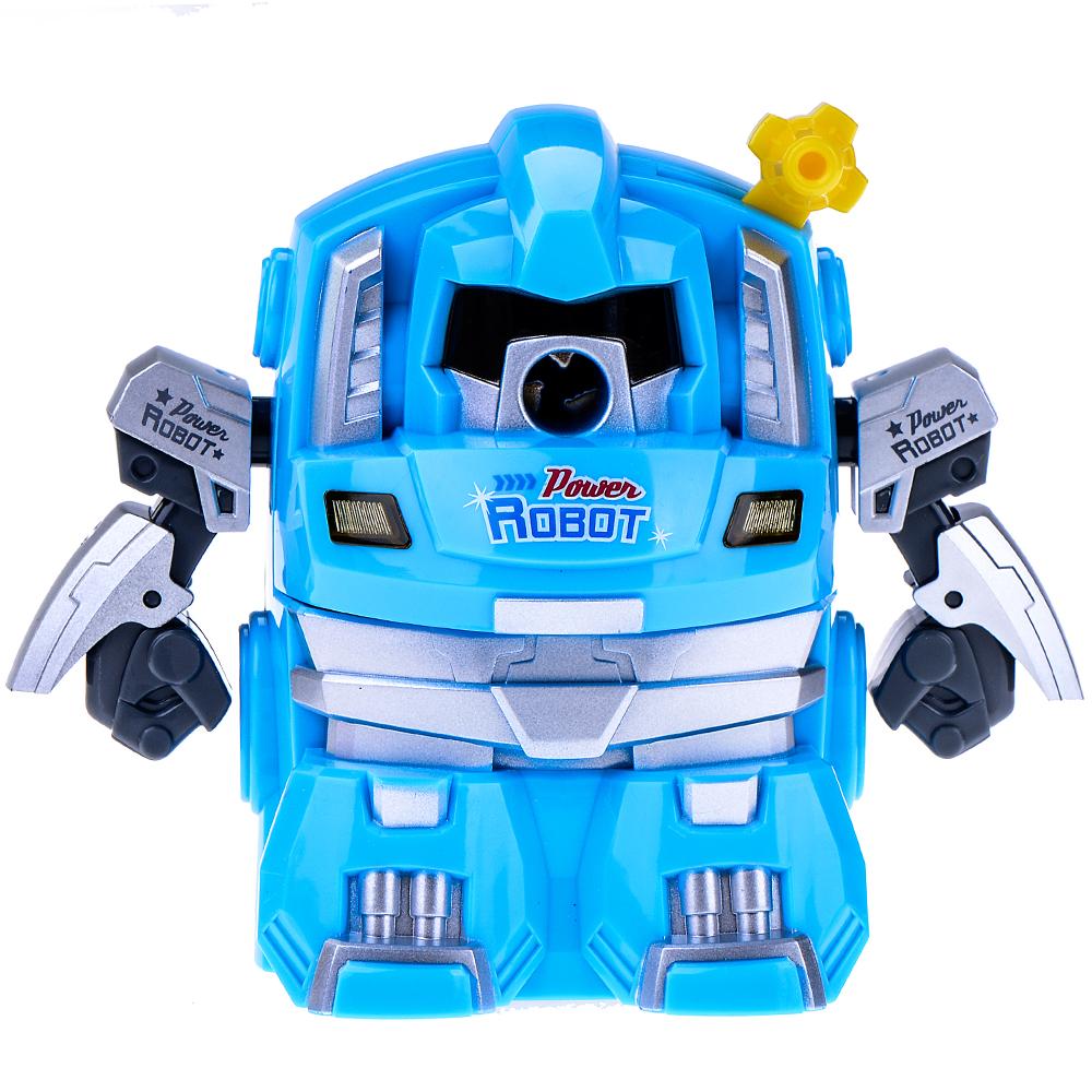Chuốt Chì Quay Tay - Hình Robot 729 Deli - Màu Ngẫu Nhiên