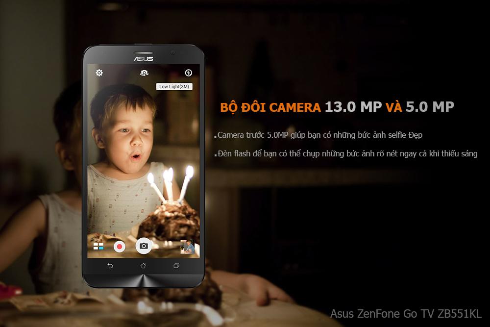 Asus ZenFone Go TV ZB551KL