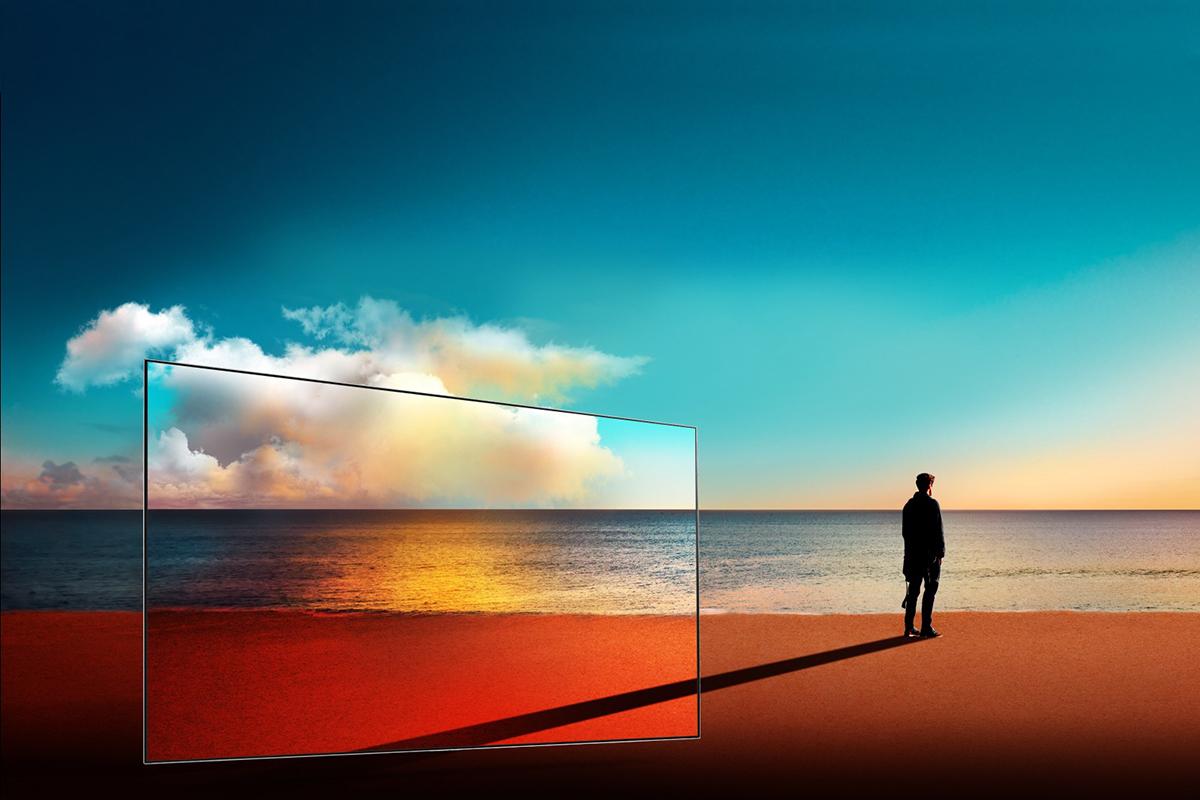 Smart Tivi LG 55 inch OLED 55C7T