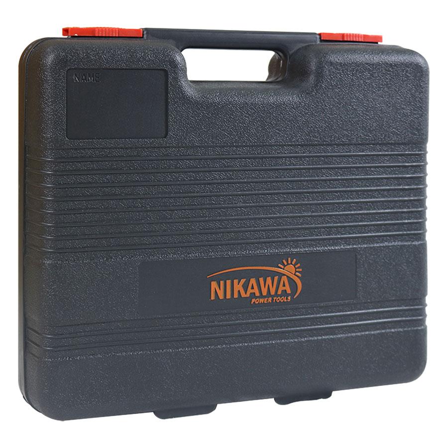 Bộ Máy Khoan Động Lực Nikawa ID38 – Xanh Dương