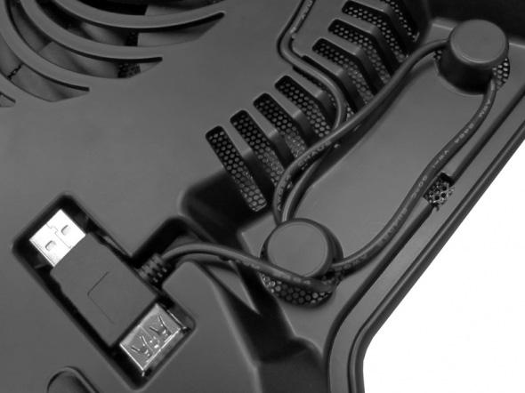 Đế Tản Nhiệt Cooler Master X-Slim - Hàng Chính Hãng