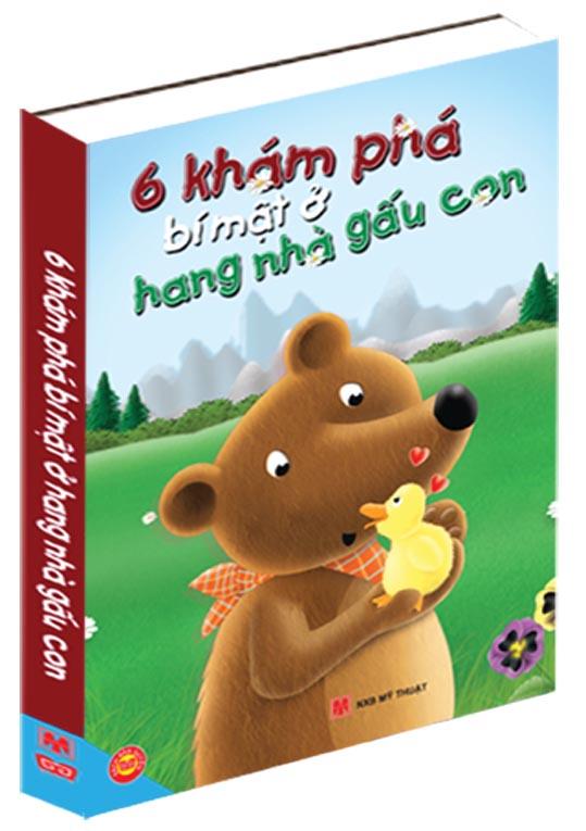 6 Khám Phá Bí Mật Ở Trong Nhà Gấu Con