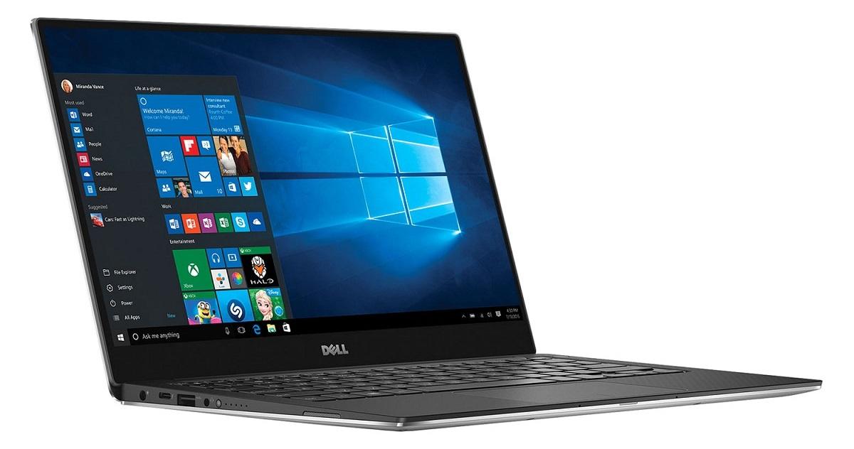 Laptop Dell XPS13 9360