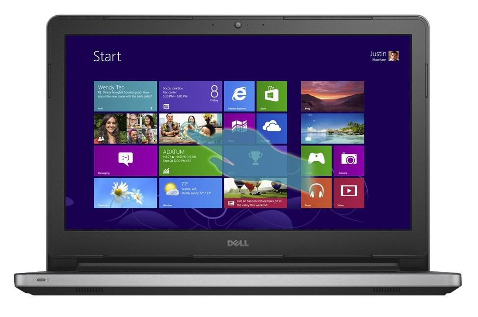 Laptop Dell Inspiron 5459 70069877 Bạc