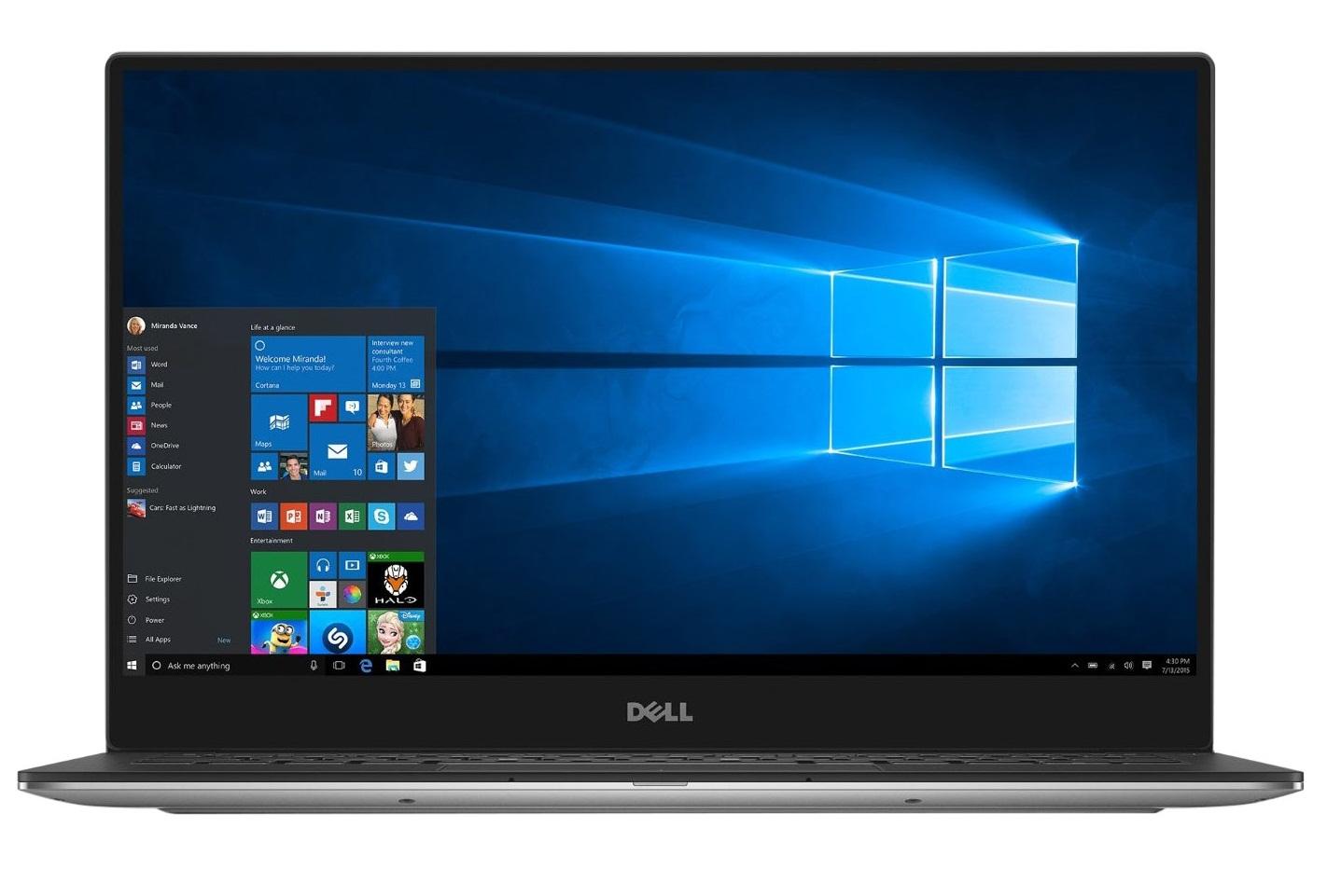 Laptop Dell XPS 13 70071895 Bạc