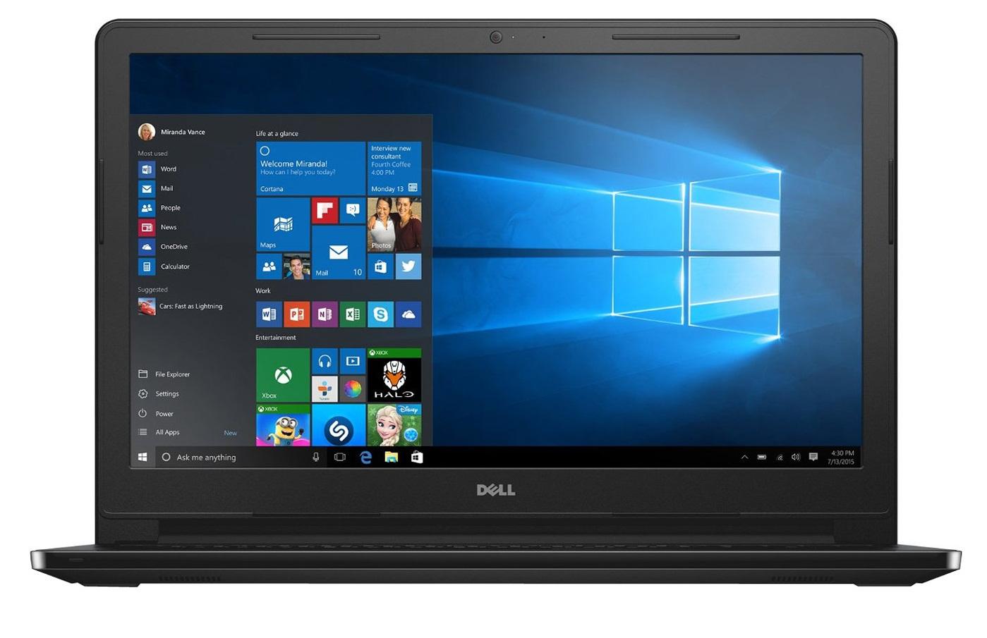 Laptop Dell Inspiron 3552 70072013 Đen
