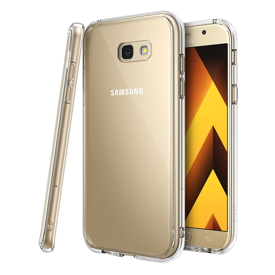 Ốp Lưng Samsung Galaxy A7 2017 Ringke Fusion - Hàng Chính Hãng