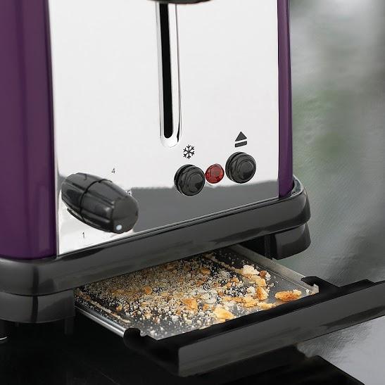 Lò Nướng Bánh Mì Russell Hobbs 14963-56 Purple