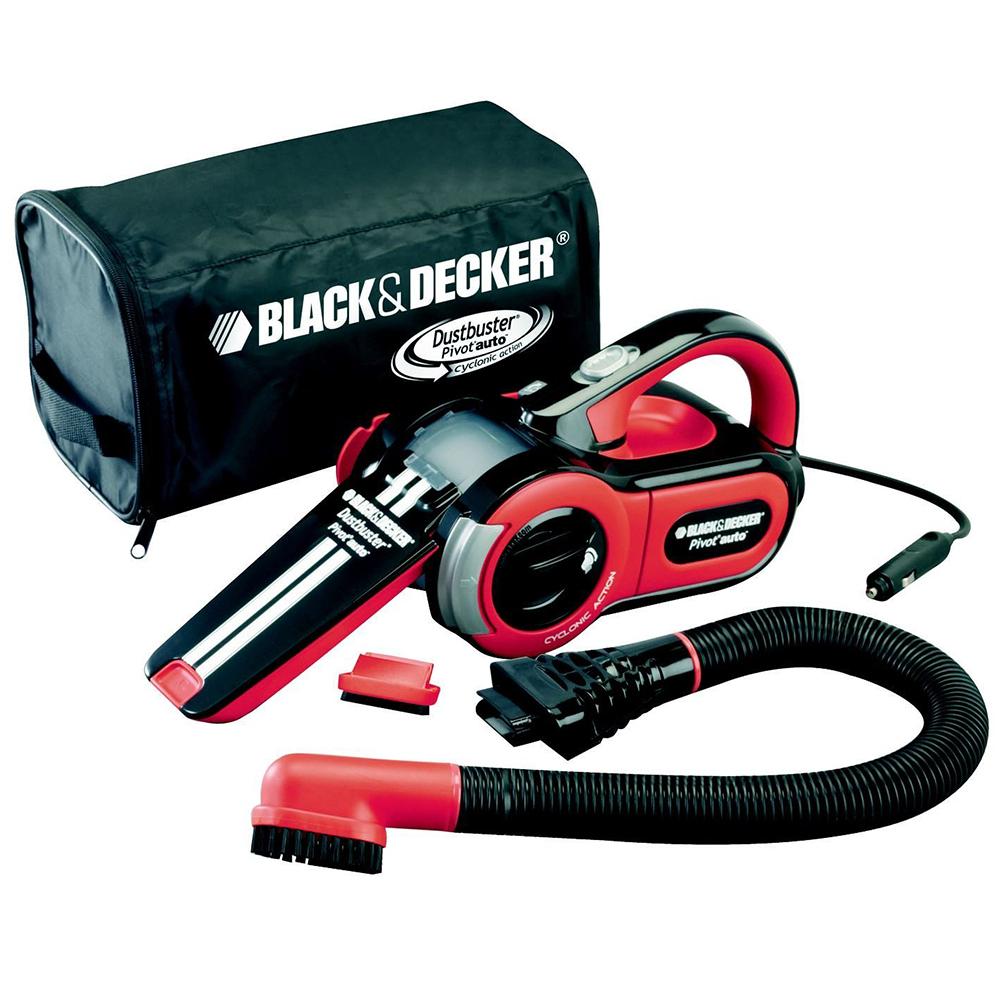 Máy Hút Bụi Cầm Tay Ô Tô Black&Decker PAV1205   Tiki