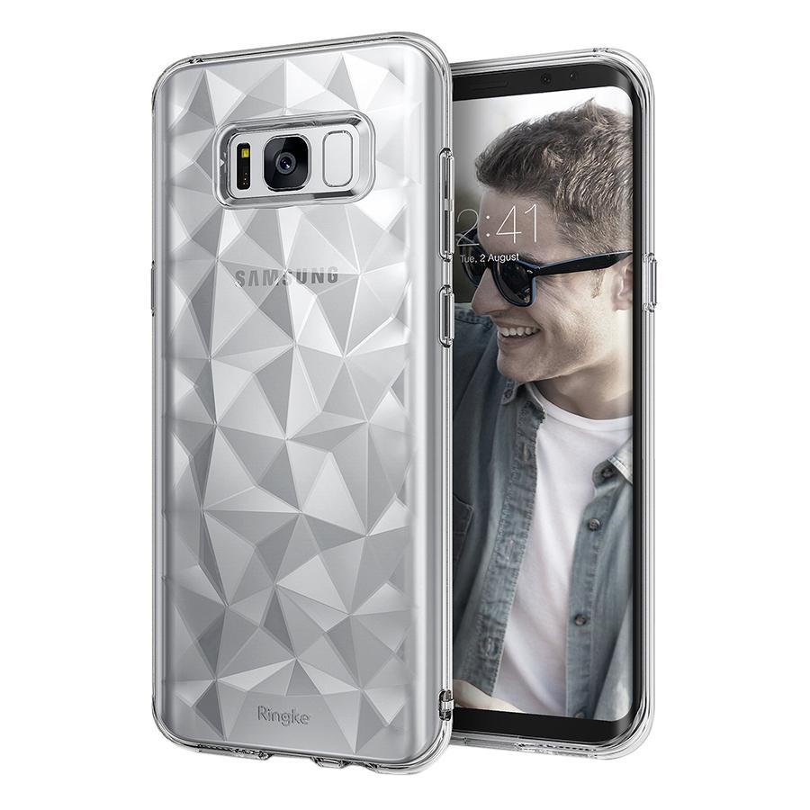 Ốp Lưng Samsung Galaxy S8 Plus Ringke Air Prism - Hàng Chính Hãng