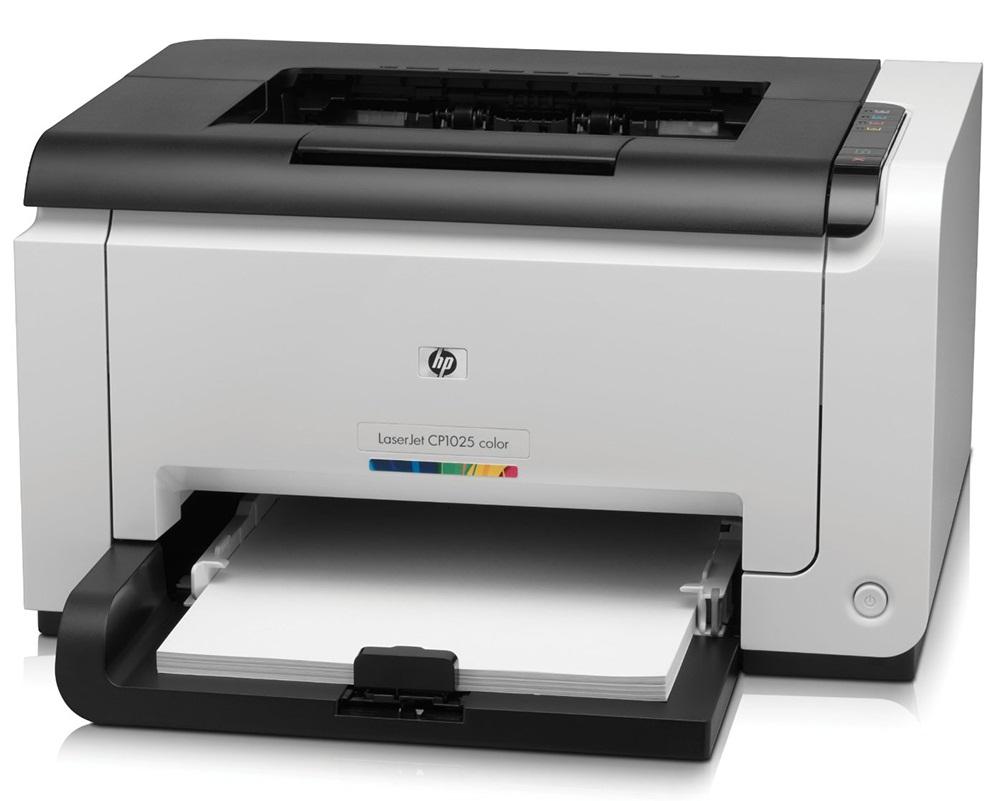 Máy In HP Color Laserjet  CP1025