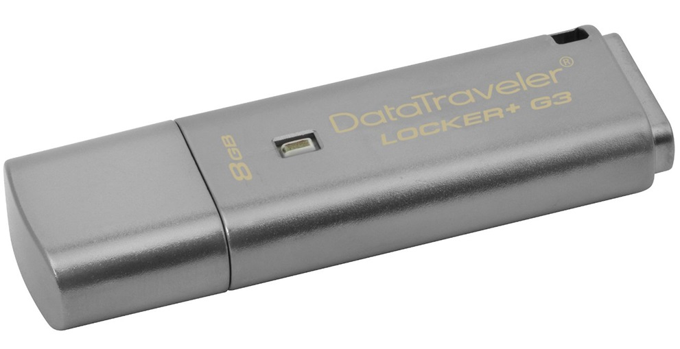 USB Kingston DTLPG3 8GB 256bit