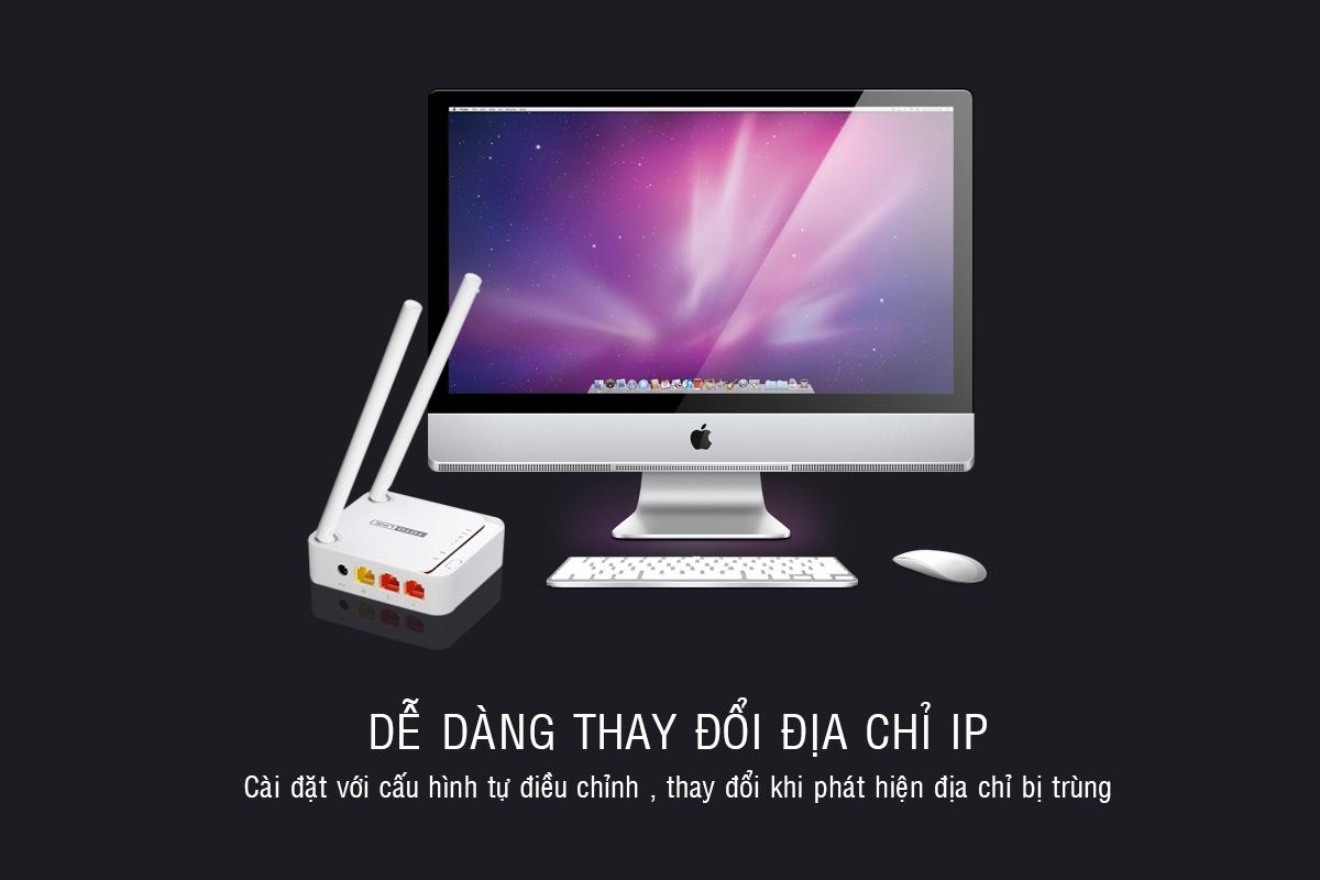 TotoLink N200RE-V3 - Bộ Phát Wifi Chuẩn N Tốc Độ 300Mbps - Hàng Chính Hãng = 174.000 ₫