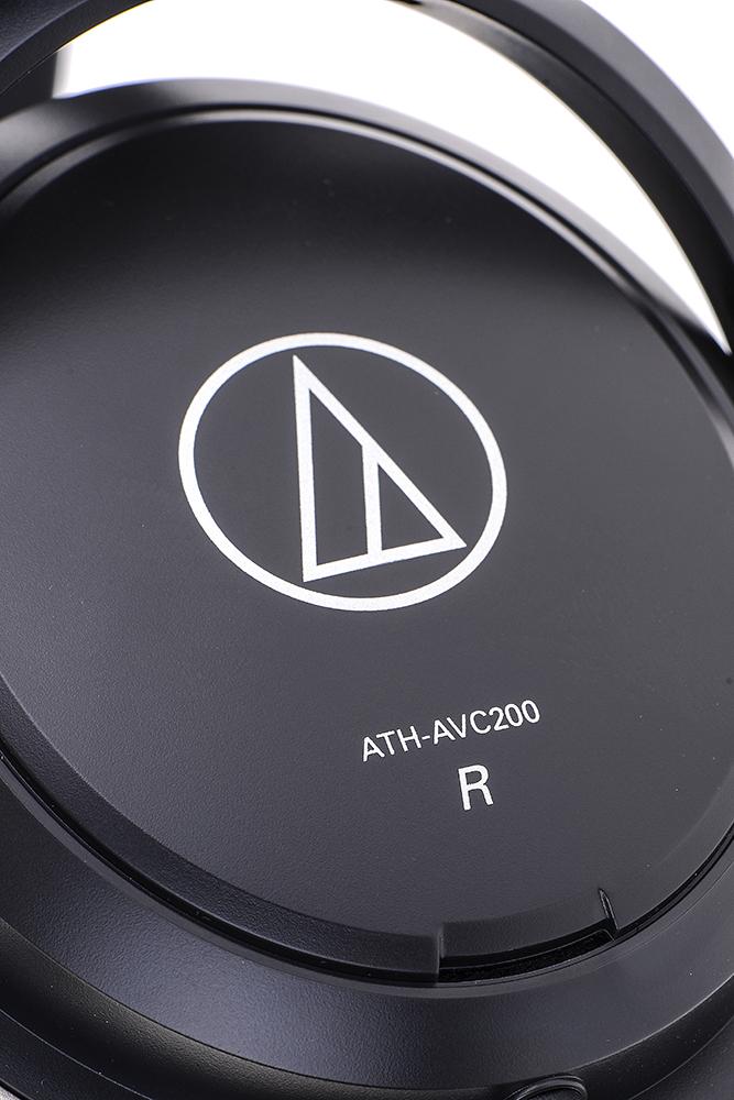 Tai Nghe Chụp Tai Audio Technica ATH-AVC200 - Hàng Chính Hãng