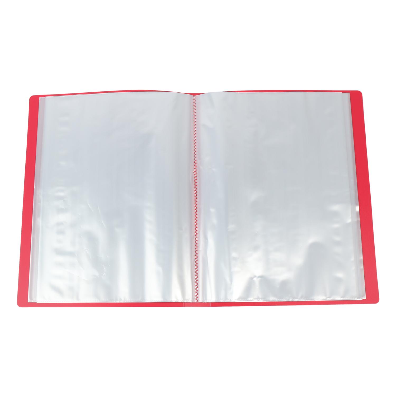 Bìa 60 Lá Nhựa A4 Yp 60b