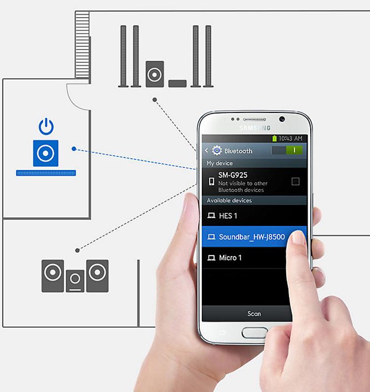Loa Bluetooth Altec Lansing H2O (Xanh Biển) – Hàng Nhập Khẩu