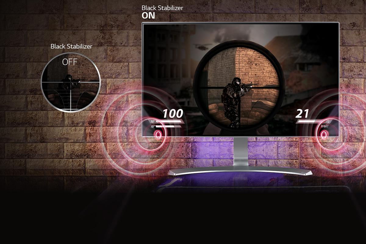 Màn Hình Máy Tính LG 24MP88HM-S 24 Inch FULL HD - Hàng Chính Hãng
