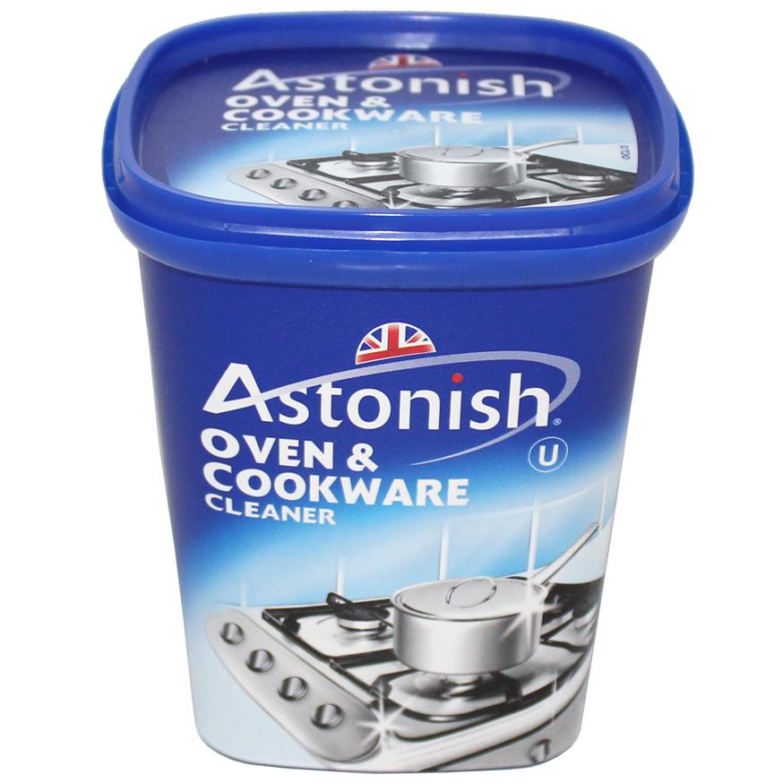 Chất Tẩy Rửa Dụng Cụ Nhà Bếp Astonish Oven & Cookware Cleaner (500g)