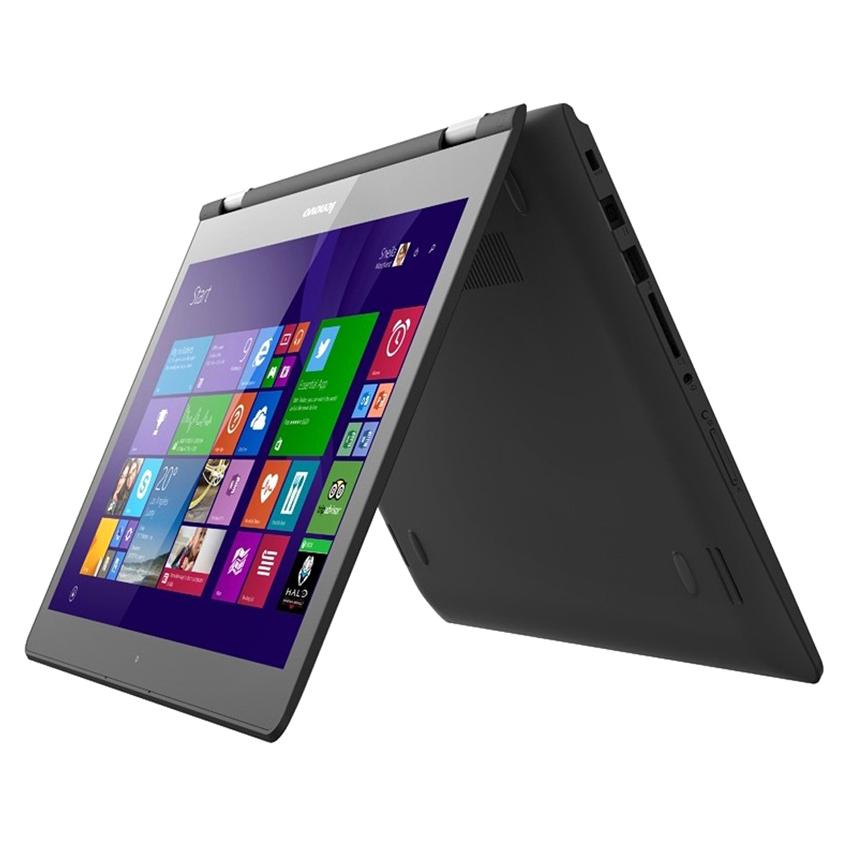 Laptop Lenovo Yoga 500 80R5000GVN Đen