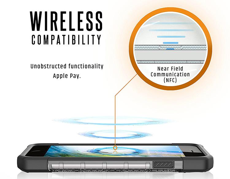 Ốp Lưng iPhone 8 UAG Plasma - Hàng Chính Hãng