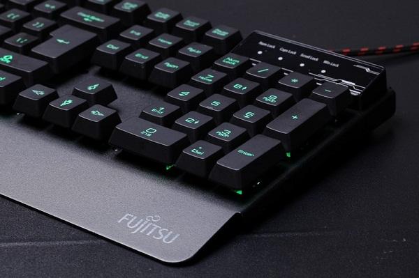Bàn Phím Fujitsu KH800 - Dành Cho Game Thủ