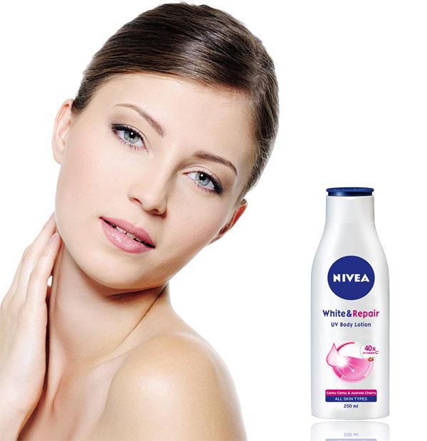 Sữa Dưỡng Thể Trắng Da Chống Nắng Nivea - 83805 (250ml)