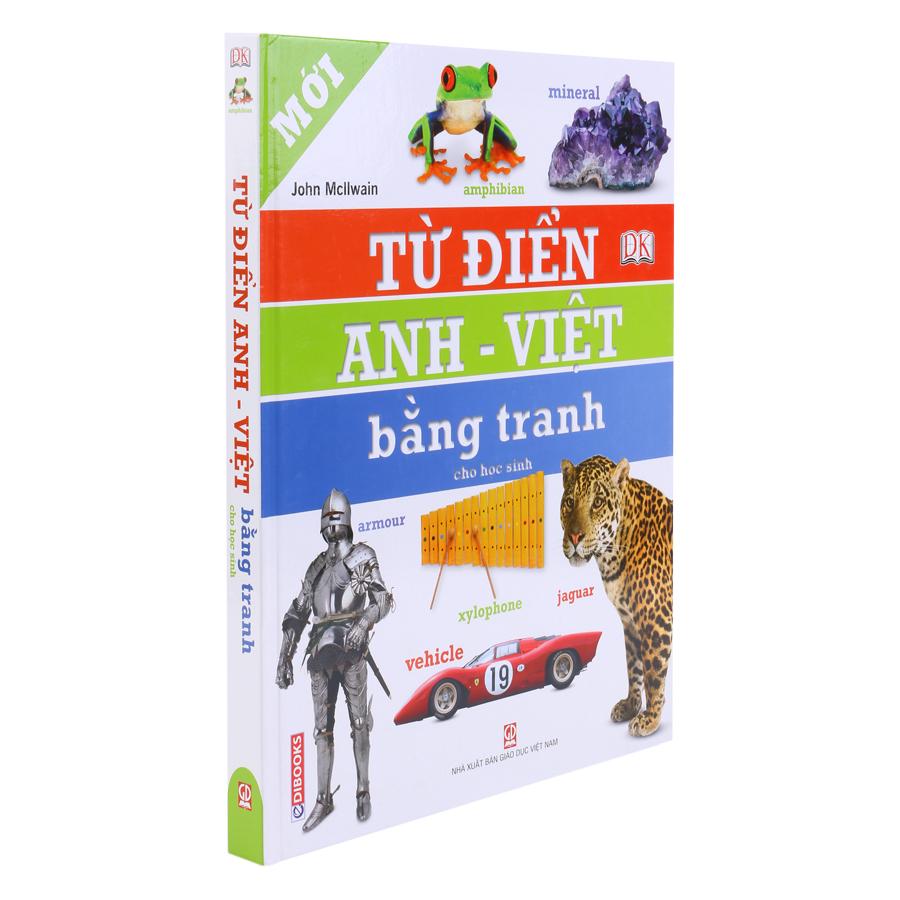 Từ Điển DK Anh - Việt Bằng Tranh Cho Học Sinh