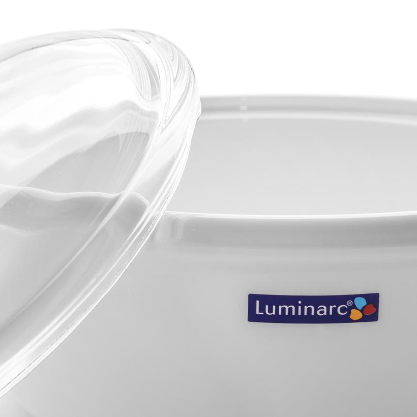 Nồi Thủy Tinh Luminarc Blooming Vitro H6009 - (1L)