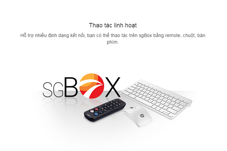 Android TiviBOX sgBOX