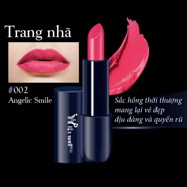 Son Lì It's Well Plus Lipstick Unlimited Sensual Matte 3.7g