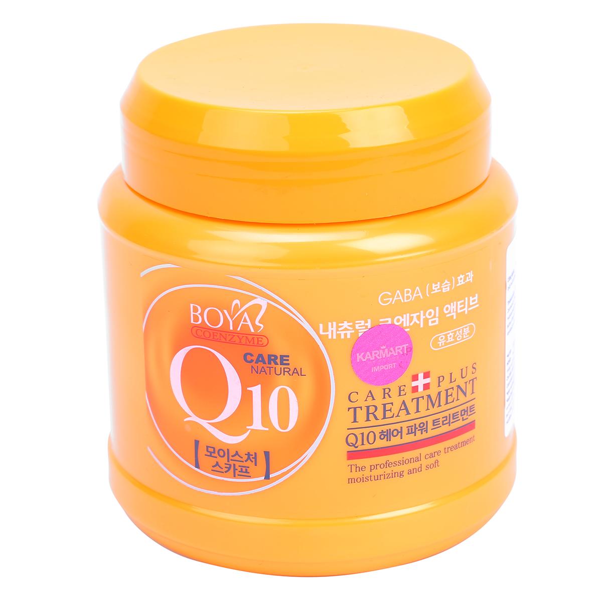 Kem Ủ Tóc Boya Hair Treatment Q10 (680g) - 5344779252143,62_3842305,149000,tiki.vn,Kem-U-Toc-Boya-Hair-Treatment-Q10-680g-62_3842305,Kem Ủ Tóc Boya Hair Treatment Q10 (680g)