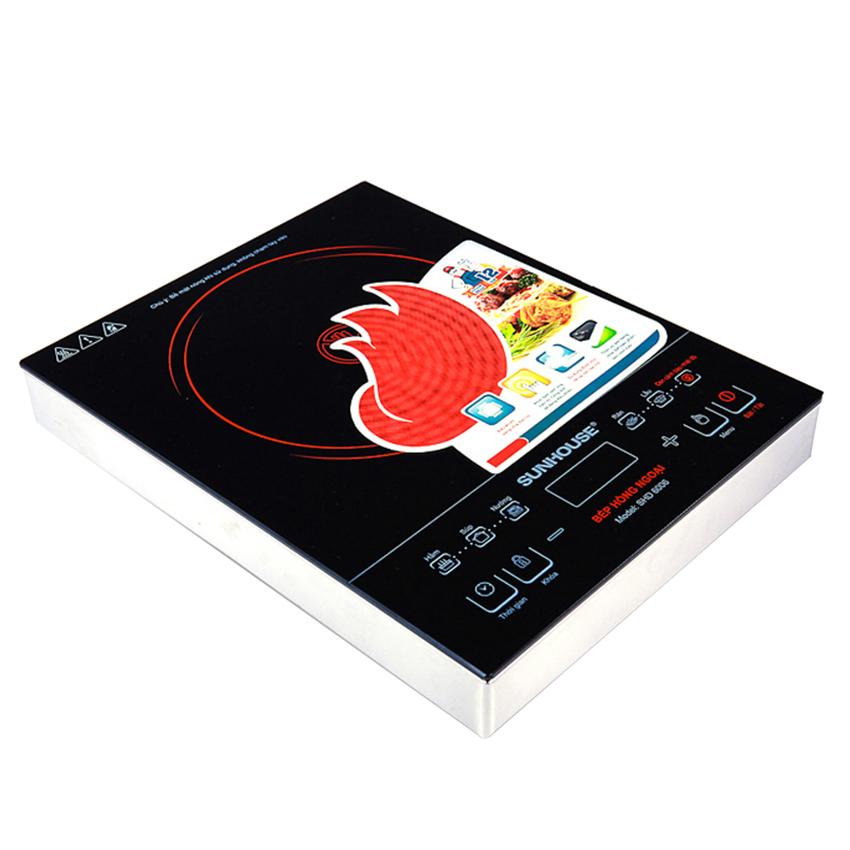 Bếp Hồng Ngoại Cảm Ứng Sunhouse SHD6006 - Hàng chính hãng