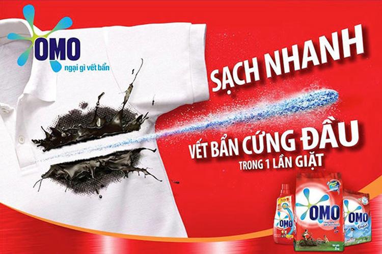 Bột Giặt OMO Comfort Tinh Dầu Thơm (2.7g) - 32004710